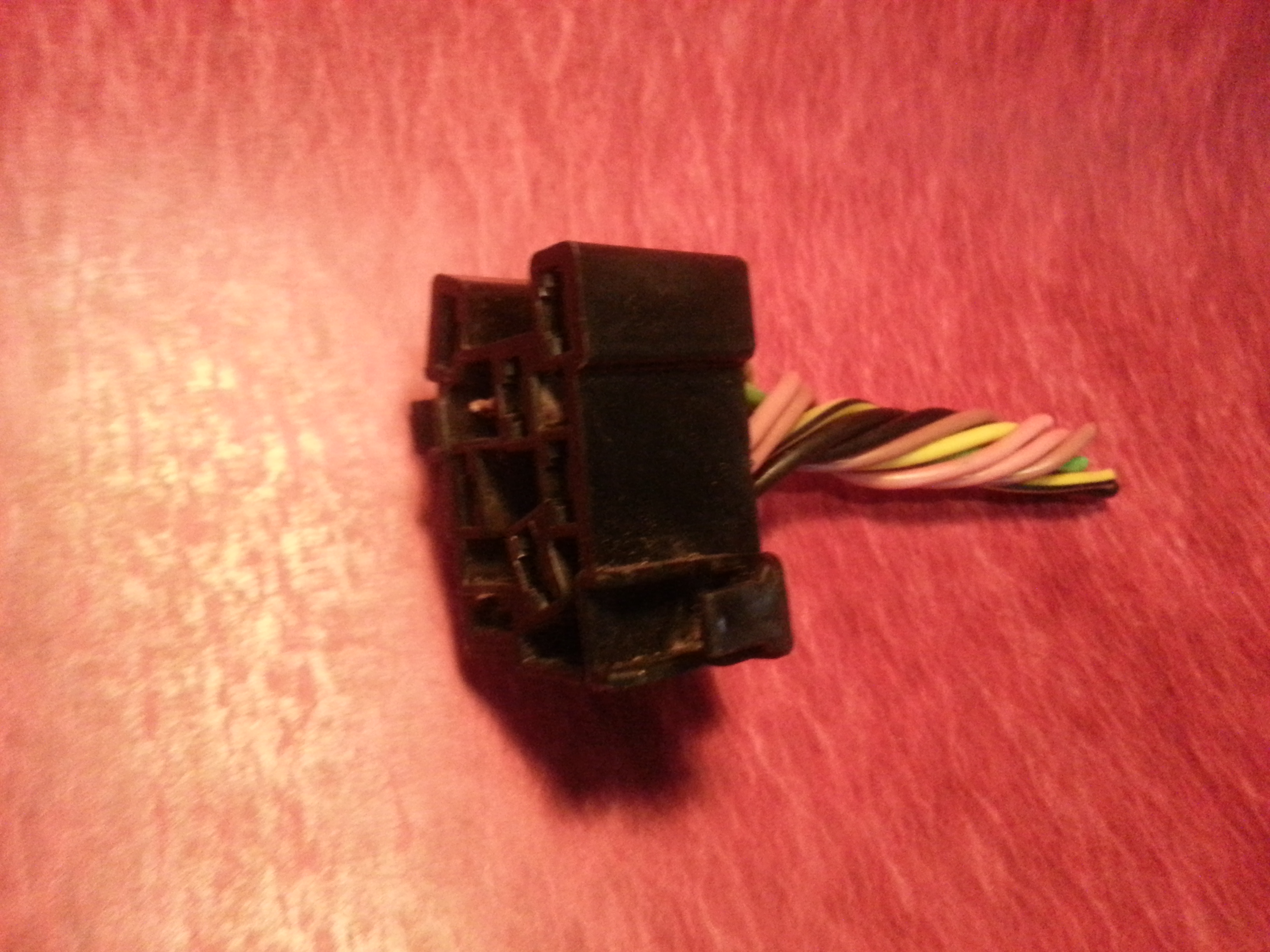 Headlight Switch Harness, Salvaged